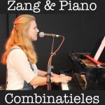 zang & piano combinatieles