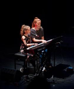 Combinatieles zang & piano